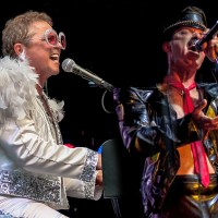 """The Starlight Bowl in Burbank Rocks Out with """"Elton John"""" & """"Queen"""" Tribute Bands"""