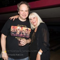 """EDDIE TRUNK To Host """"Bowl 4 Ronnie"""" Ronnie James Dio Stand Up And Shout Cancer Fund November 4, 2016"""