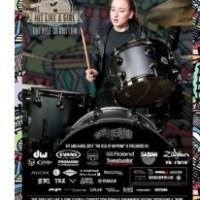 """2017 """"HIT LIKE A GIRL"""" International Drumming Competition and Sponsor Information"""