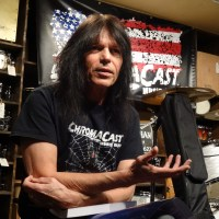 RUDY SARZO Interview, Clinic and Performance  Sponsored by Chromacast at GoDpsMusic 4/21/2017