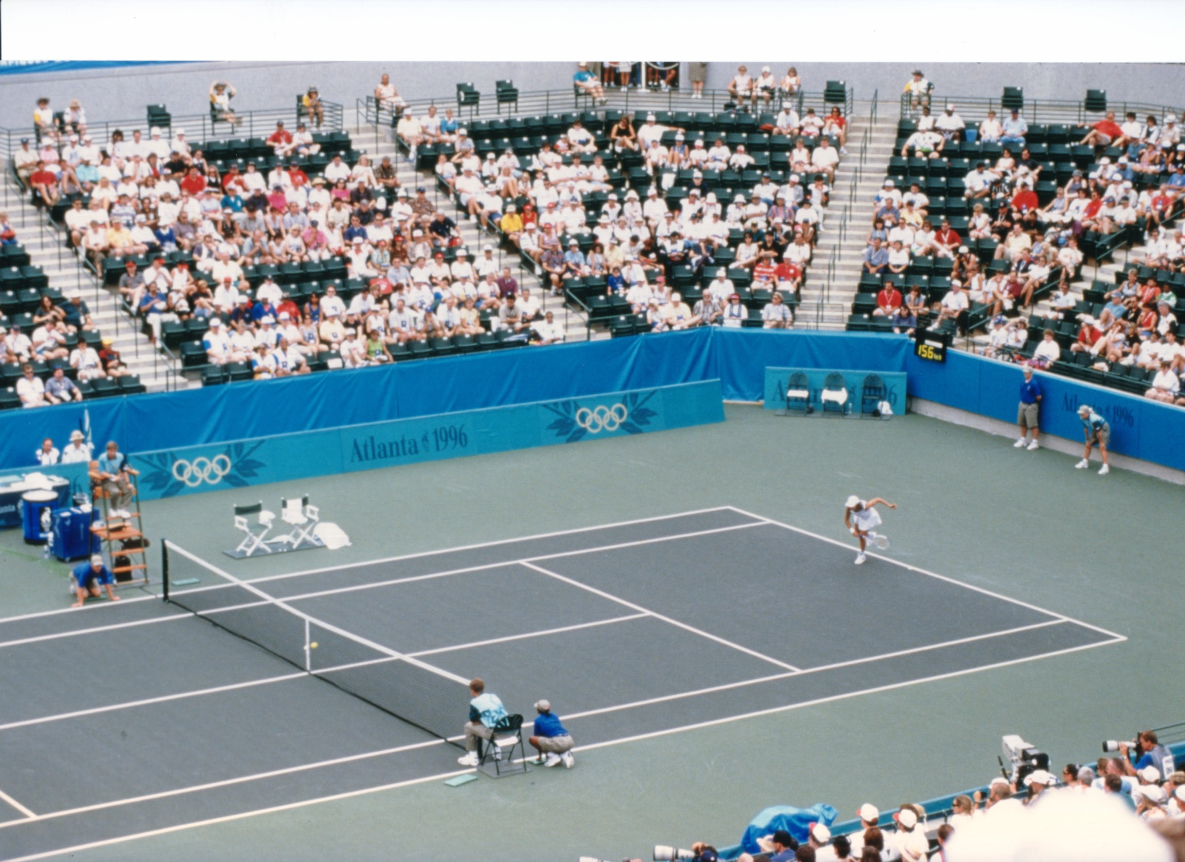 Olympic Tennis Venues: Who Takes Gold?