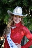 Miss CSHA 2016 Kate Sorel