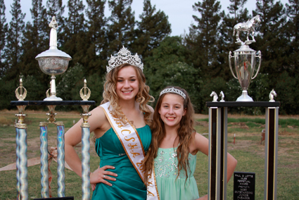 2016 Miss CSHA and Jr. Miss
