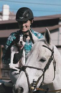 Callie Meeder 2014 UC Davis Veterinary Scholarship Winner