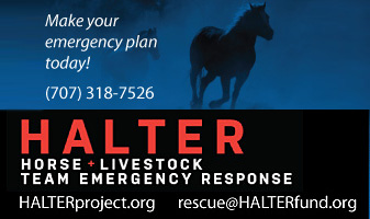 Horse and Livestock Team Emergency Response HALTERproject.org (707) 318-7526