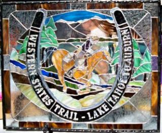 2011 Tevis Stained Glass