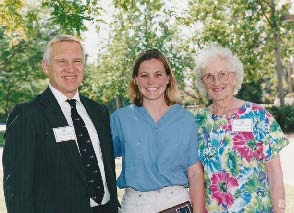 1997 Scholarship Winner April Armstrong