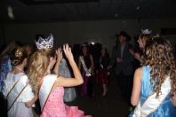 "Dancing with the ""Head Honcho"" at 2013 banquet at SOC"