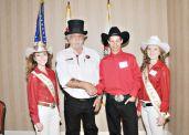 At CSHA Convention Opening Ceremonies 11/2013