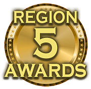 Region 5 Awards Reception
