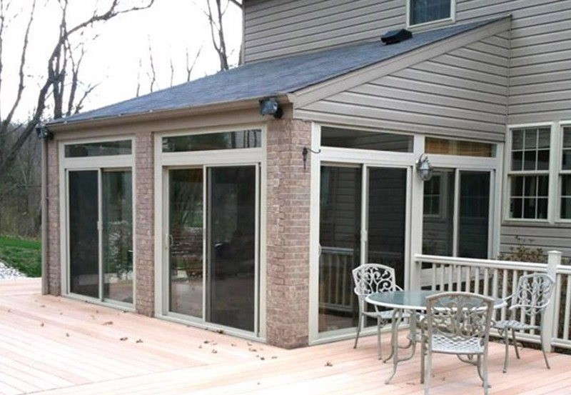 california sunroom and patio room cost