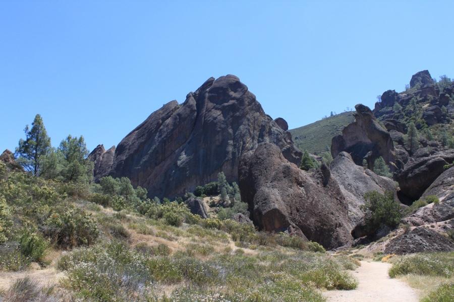 Pinnacles National Park Balconies Cave And High Peaks California Through My Lens
