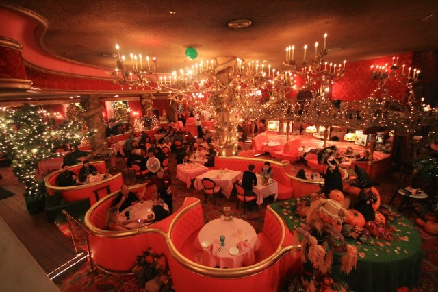 Madonna Inn Eclectic Rooms Amazing Food Amp Fountain