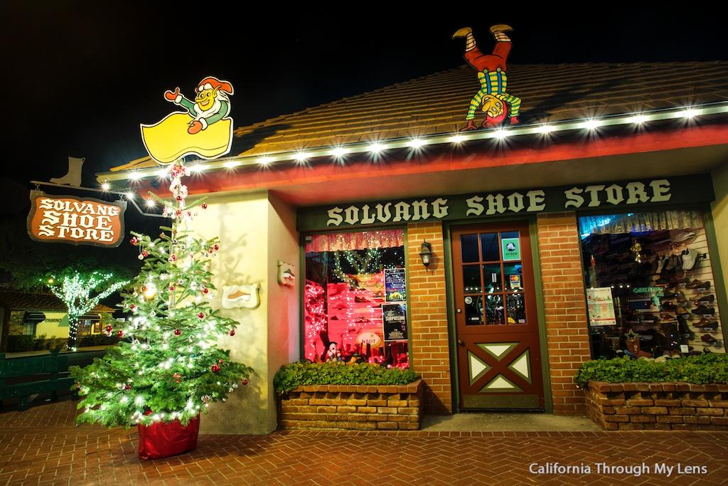 Solvang Christmas Time