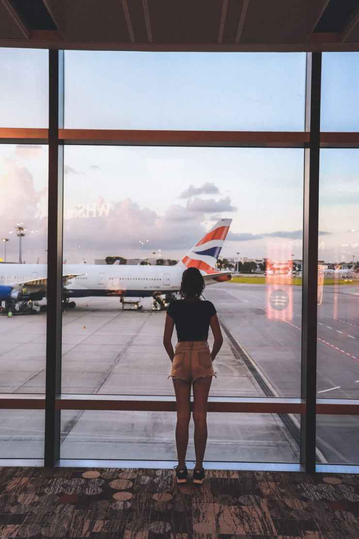 How I purchased plane tickets to 3 different countries for only $300 during the busiest time of year
