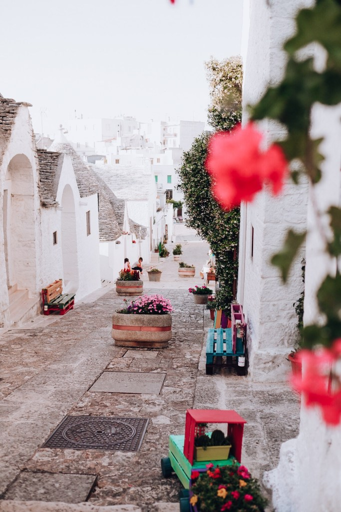 Alberobello road trip