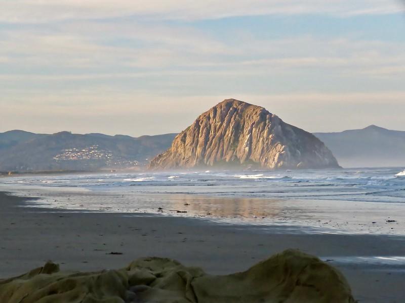 Morro Rock is landmark on California's central coast