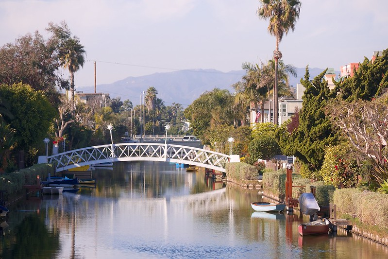 Venice Canals of America