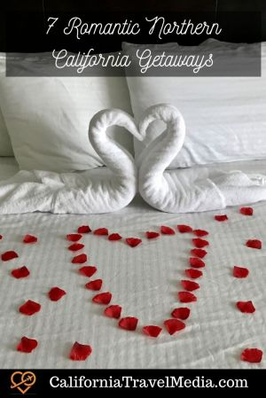 7 Romantic Northern California Getaways | Couples Getaways in Northern California #travel #trip #vacation #california #san-francisco #romantic #wine #b-and-b