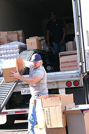 August 2014 USDA Food Distribution
