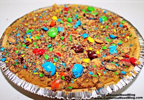 Ultimate Medicated Cannabis Peanut Butter Pie | California Weed Blog