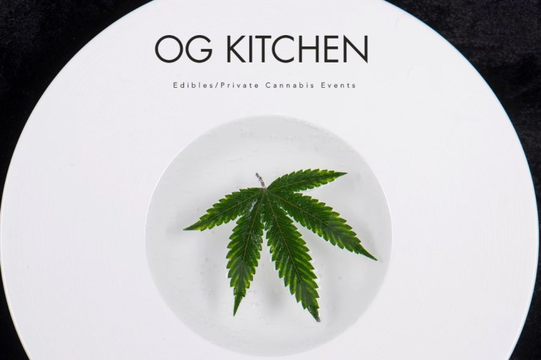 Our Medicated Valentines Dinner with OG Kitchen by Chef J