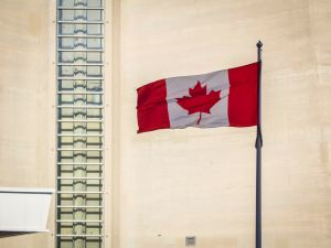 Canadian flag- photo by cris-dinoto-
