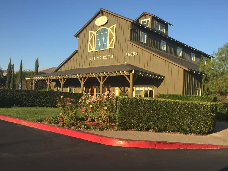 Ponte Winery Temecula California