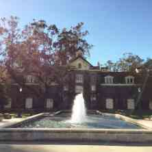 Inglenook winery building one of the best napa wineries to visit