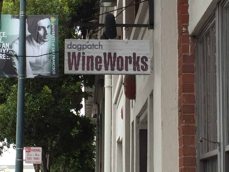 urban winery san francisco