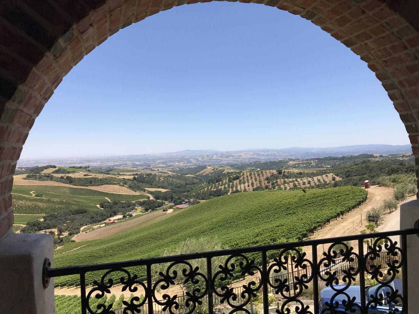 vineyards of daou winery paso robles wine tasting