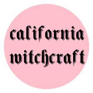 california witchcraft