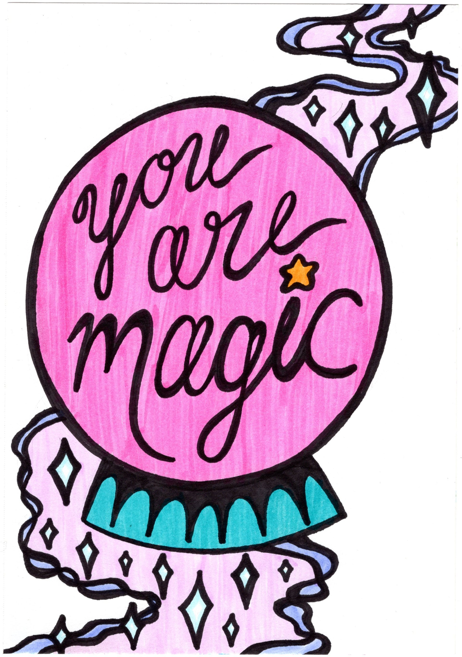 you are magic - california witchcraft