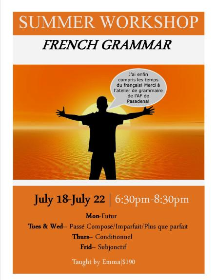 Grammar-summer-workshop