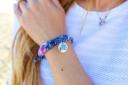 Shannon Michelle CaliGirlGetsFit Be You Bracelets-9288