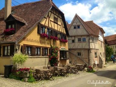 Rothenburg ob der Tauber, Bavaria, Germany - California Globetrotter