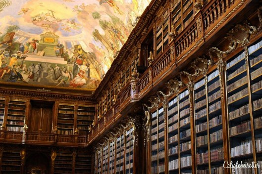 Philosophical Hall - Strahov Monastery Library - California Globetrotter