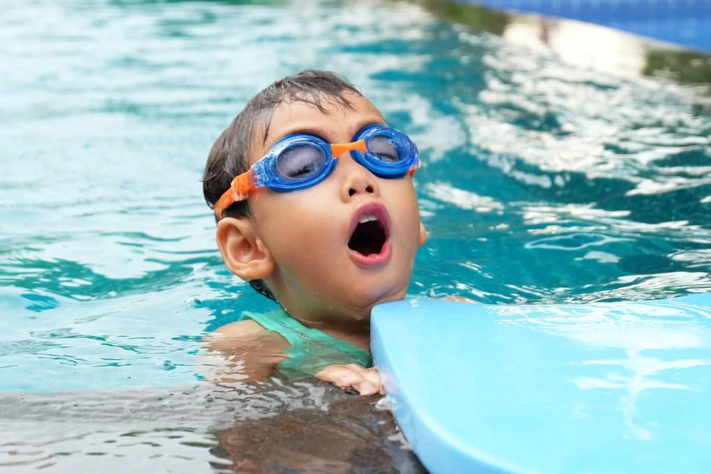 gilet de natation : gilet de flottaison enfant