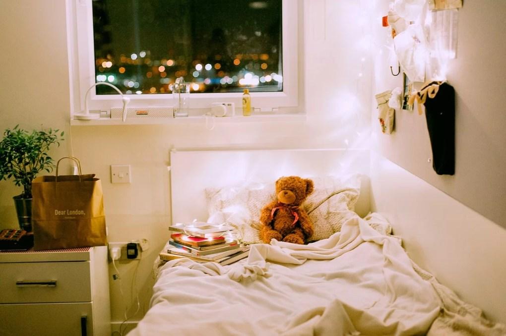 guirlande lumineuse chambre enfant