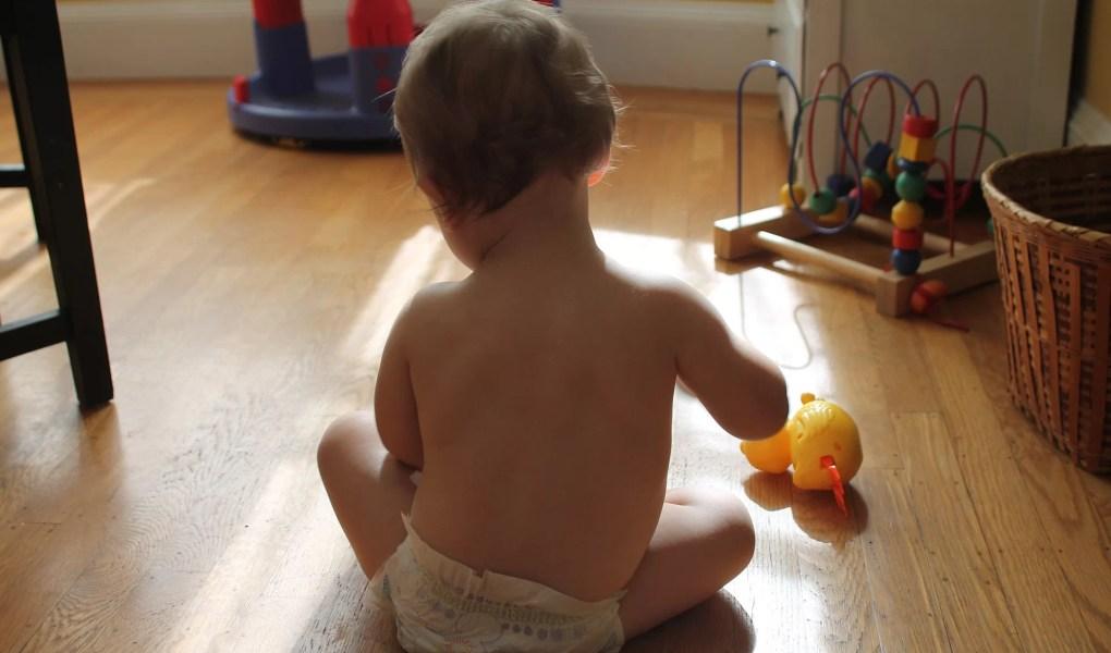 bébé jouets canard hochet dentition
