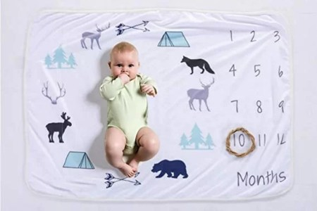 couverture mensuelle bébé
