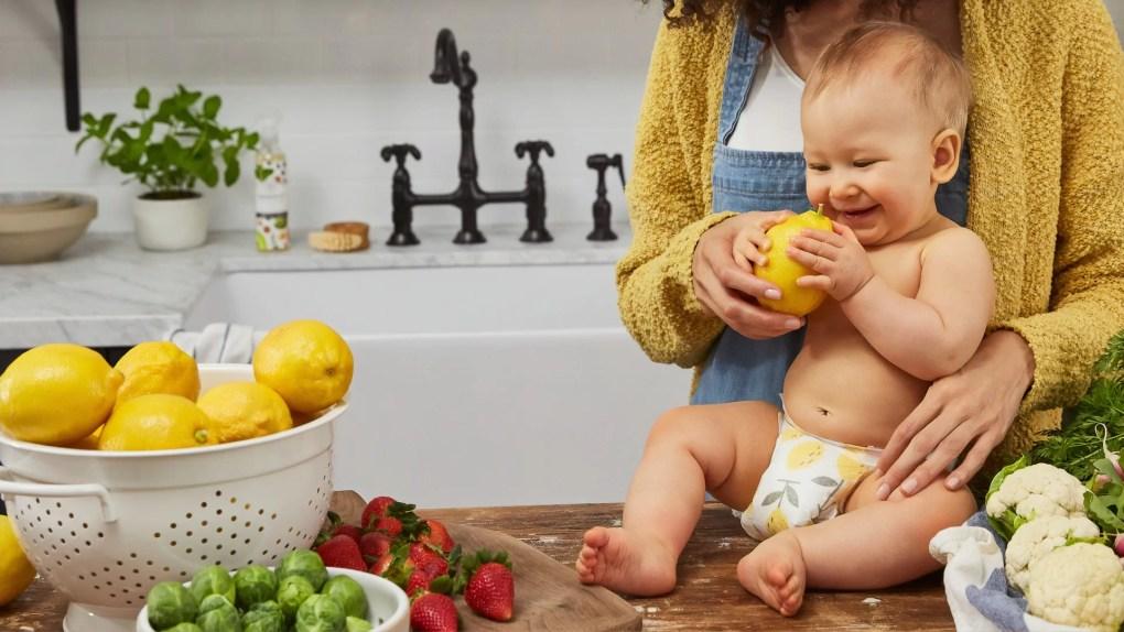 petits pots purée bébé