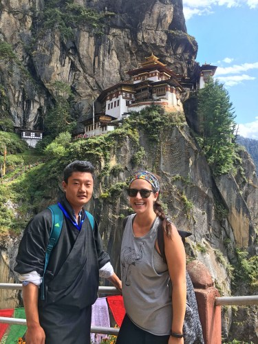Paro me and guide