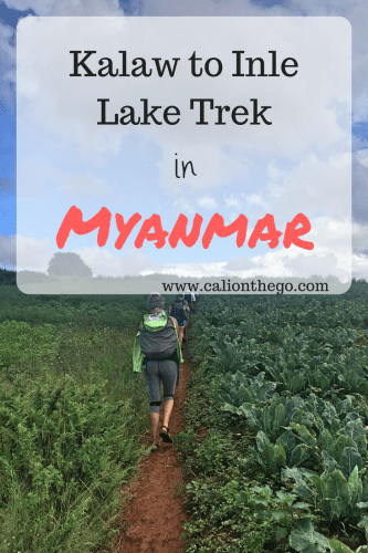 Everything you need to know about the popular Kalaw to Inle Lake trek in Myanmar. Is it hard? What should you bring? Is it worth it? Which tour company?