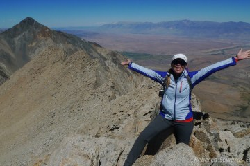 Finally! On Basin Mountain