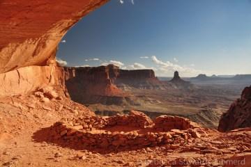 False Kiva, Canyonlands