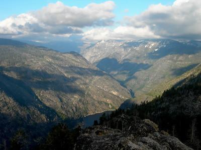 Smith Peak Views