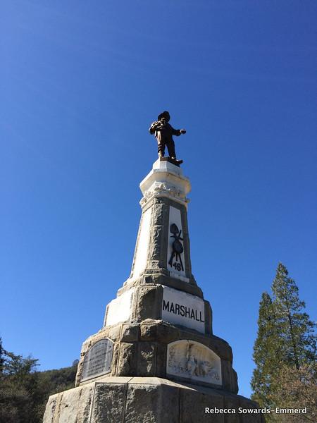 James Marshall Memorial