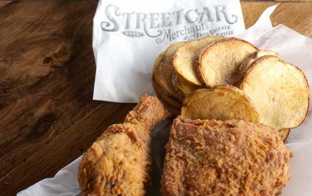 StreetCar Merchants - San Diego