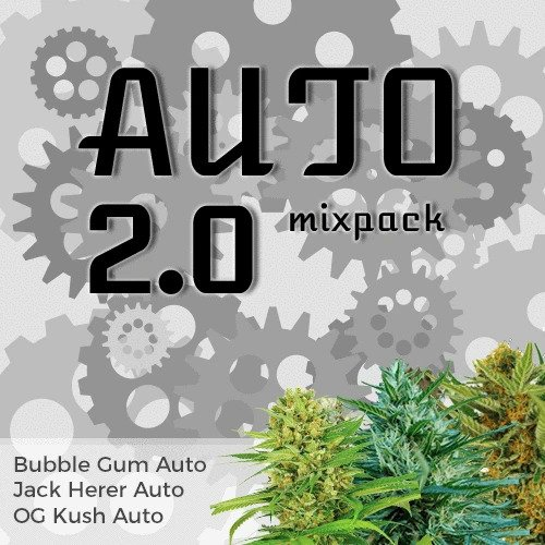 Autoflower 2.0 Mix